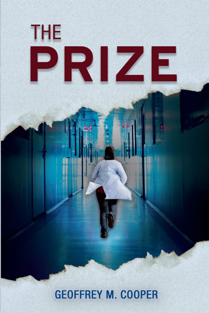 The Prize by Geoffrey M.Cooper