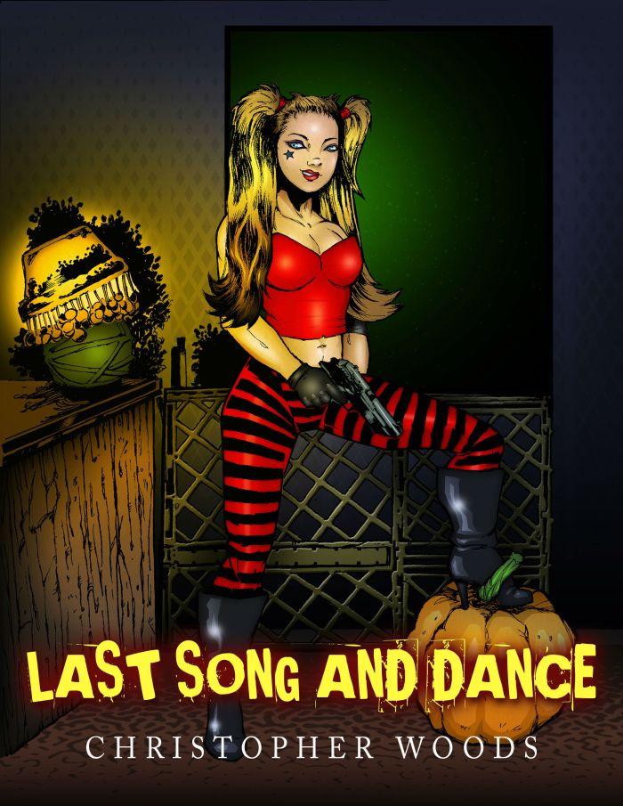 Last Song and Dance by Christopher Woods